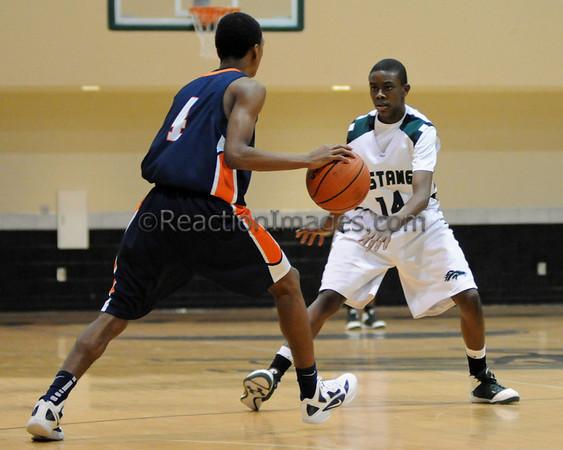 2011/2012 KMHS BV vs. South Cobb (12-9-11)