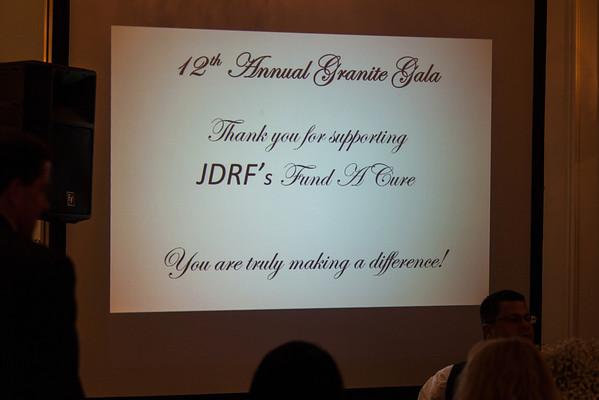 2013 JDRF Gala