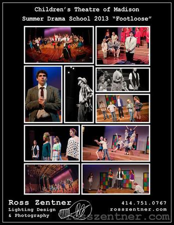"Children's Theatre of Madison's ""Footloose"""