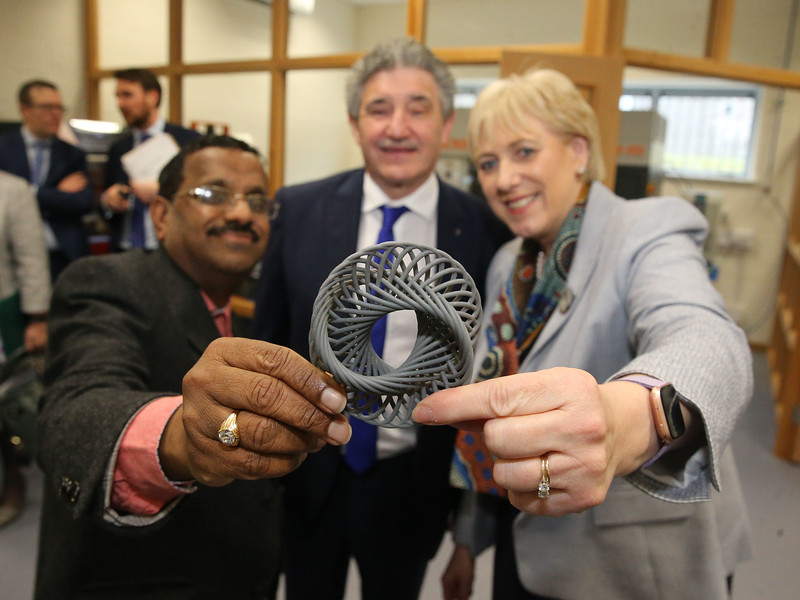 Launch of 3DWIT puts Waterford at heart of 21st century manufacturing