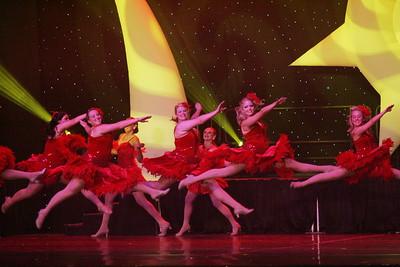 Shelby's Dance Recital