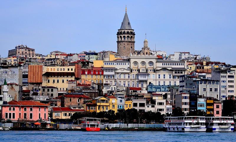 Galata Tower- Istanbul, Turkey