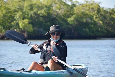9AM Mangrove Tunnel Kayak Tour - Keddie, Karen & Shtraym