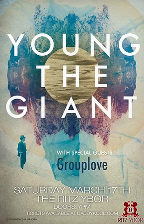Grouplove / Young The Giant March 17, 2012