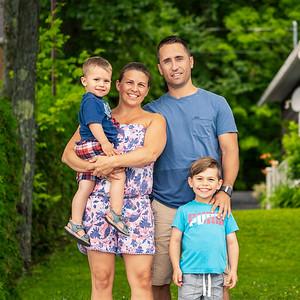 Famille Desrochers-Jacques