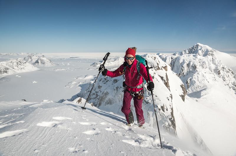 Toto Cox on Apusiaajik, East Greenland