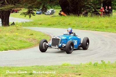 Classes 13 to 17 Pre-war Racing Cars