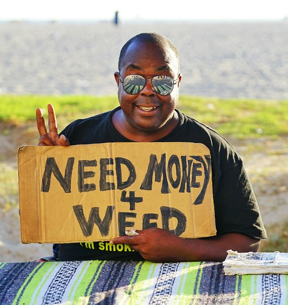 Money for weed