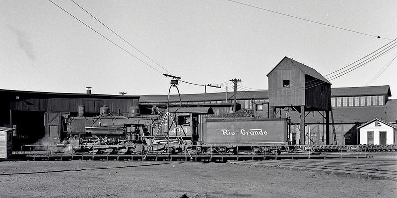 Alamosa,  September 1960.