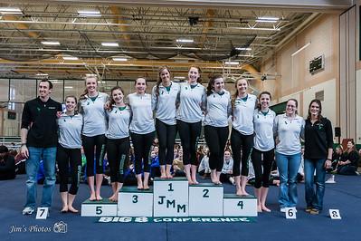 Madison Memorial Gymnastics - Feb 22, 2014