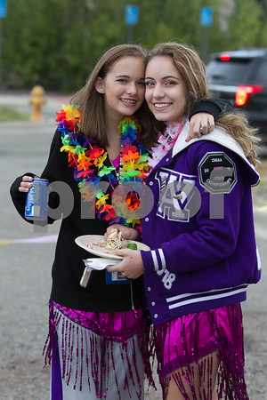 Cheers & Poms Homecoming