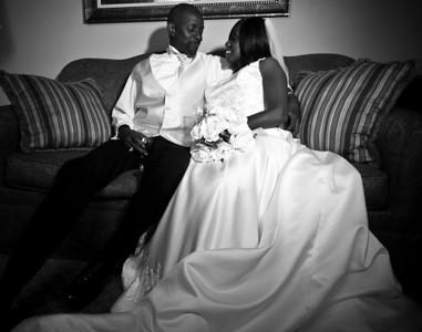 Lesa and Leon's Wedding Pictures