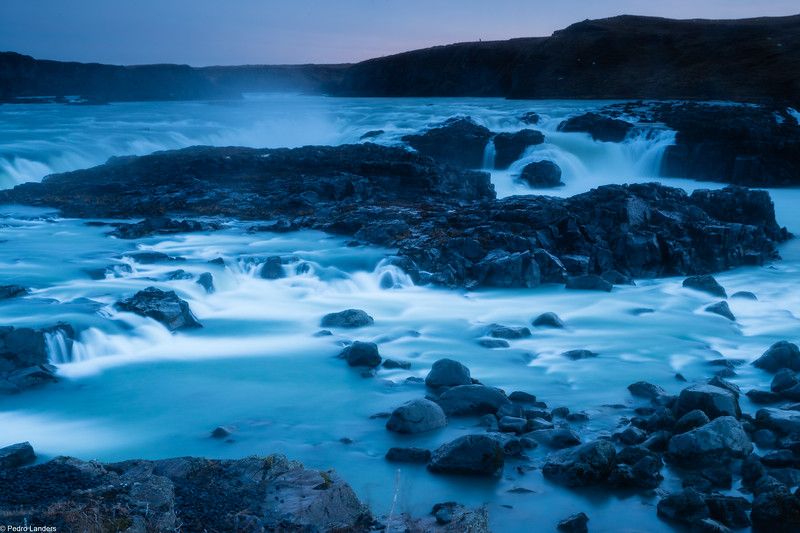 Urriðafoss before Sunrise.jpg