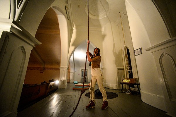 Ringing the bells - 012021