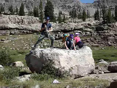 2012 - Middle Basin_High Uintas