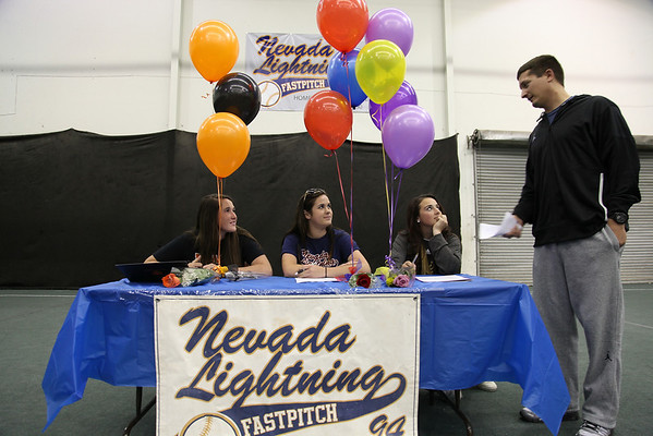 Lakin's Signing , March 27, 2013