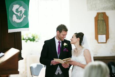 Chris & Tessa's Wedding Day