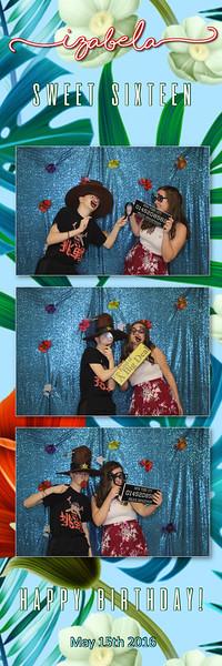 Izabela's Sweet Sixteen Party