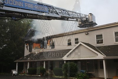 Coventry, Ct 3rd alarm 7/27/18