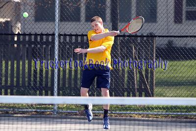 2013 Boys Tennis / Tiffin Columbian