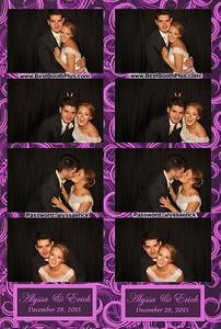 Alyssa & Erick Free Strips
