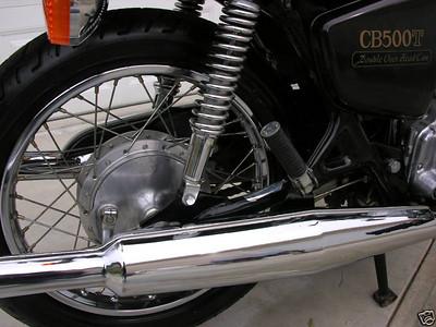 1975 cb 500 t