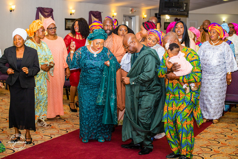 DCNS MRS AWOTESU'S 60TH BIRTHDAY