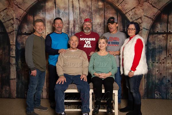 Kroeker Family~12/28/19