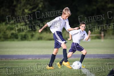 North Davie Boys Soccer vs Forbush 9-11-14