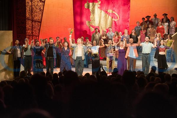 Carmen Curtain Call