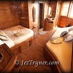 Rama cabin, Arenui, Raja Ampat, Indonesia, Indian ocean, Asia