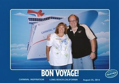 Cruise 11 - Catalina Island  - Carnival Inspiration