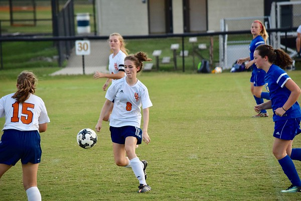 HS Soccer- Girls vs. Mt. Juliet Christian