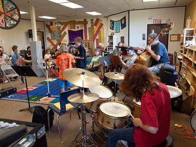 Jazz Camp, Sierra Jazz Society, July 22, 2011