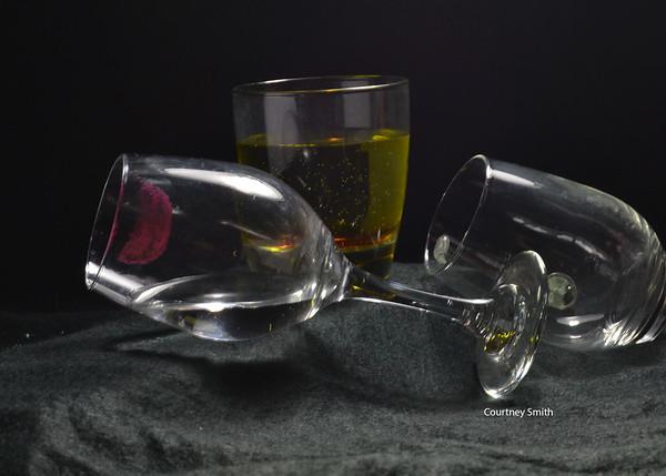 Still Life - glassware