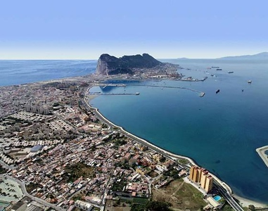 Gibraltar, British Territory