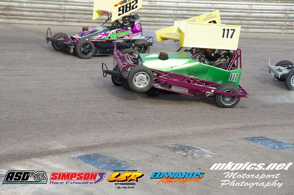 BriSCA F2 , Birmingham Wheels, 21 July