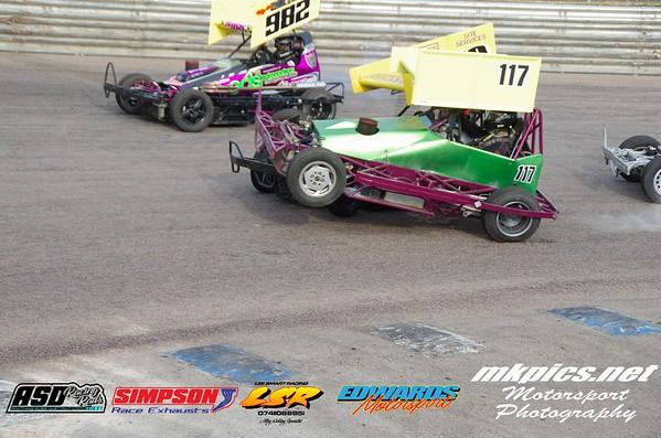 BriSCA F2 , Birmingham Wheels, 21 July