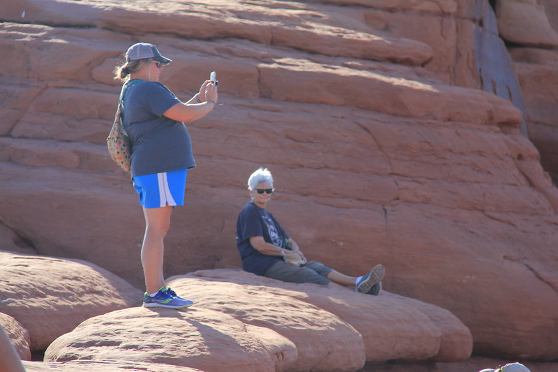 20180716-011 - Arches NP - Mom at Delicate Arch.JPG