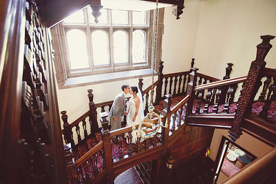 Rebecca & Brendon | Maryvale Castle, Baltimore