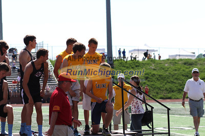 D1 Boys' Individual Awards - 2014 MHSAA LP T&F Finals