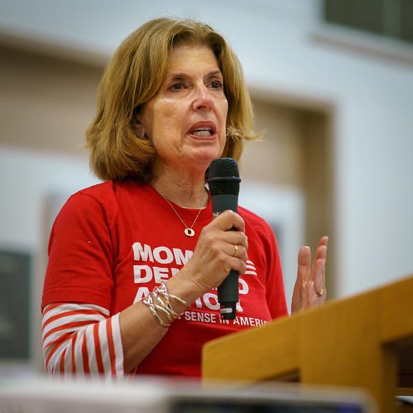 Helen Rosen of Fairfax, Moms Demand Action