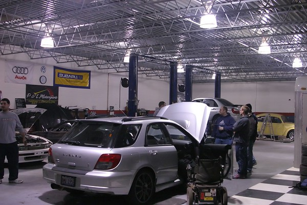 SUBARU: Meet at P&L Motorsports - 03/31/05