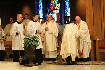 Fr. Brannon Lepak's First Mass