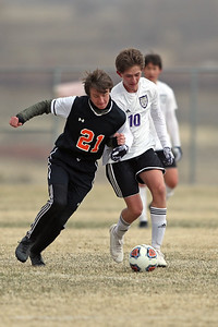 2021 March 23 Cortez High School Soccer v Bayfield