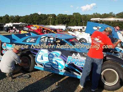 July 19, 2008 Redbud's Pit Shots Delaware International Speedway