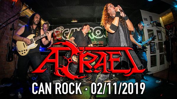 AZRAEL - CAN ROCK