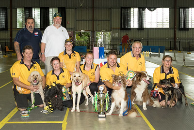 Supersonics Inaugural Ipswich Cup