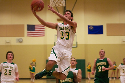 Bishop Manogue Alumni Basketball Game 2013