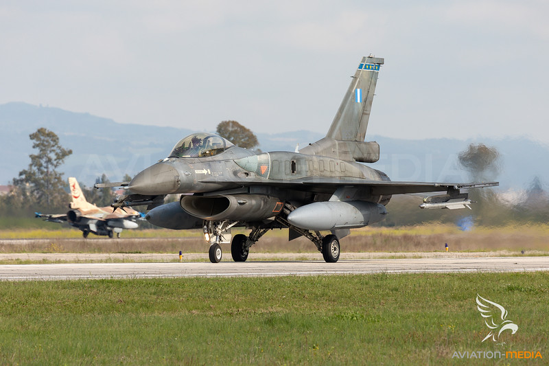 Greece - Air Force | Lockheed Martin F-16CJ Fighting Falcon | 525